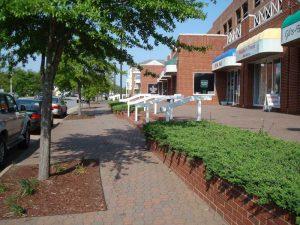 sidewalk paver design