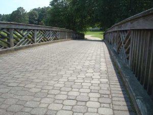 community concrete pavers