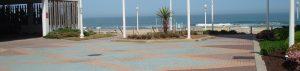 boardwalk paver design