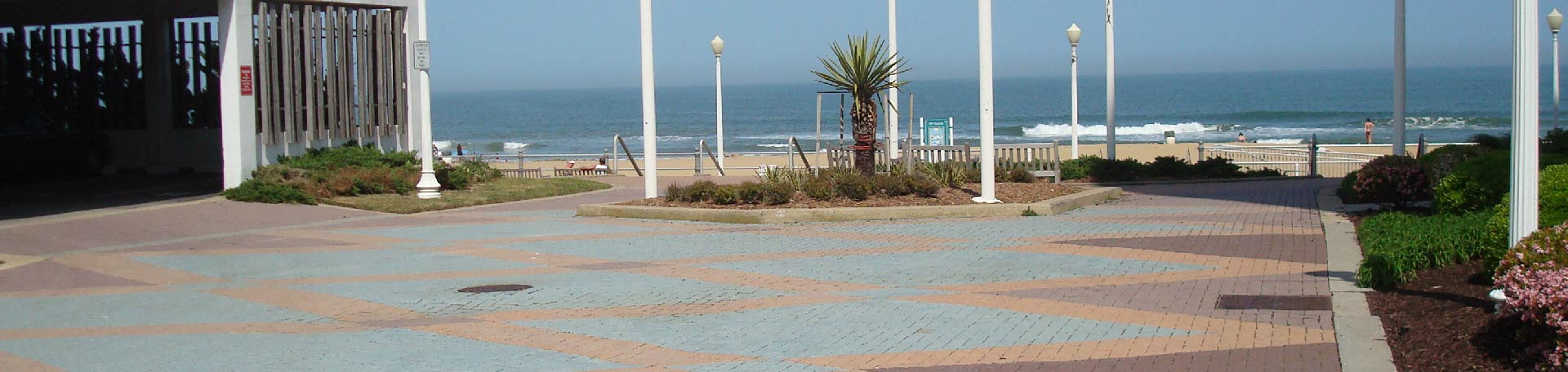 boardwalk paver design